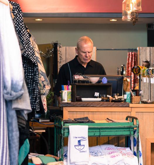 MOMO in JapantownPhoto Cred: Phoebe Poon