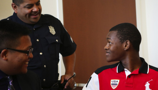 Working alongside SPD, teens help revamp cop-youth connection