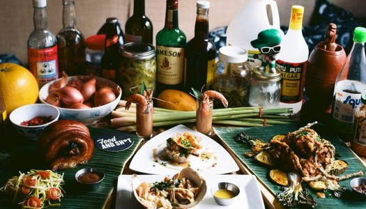 Food and sh** to consider — Filipino American couple makes it palatable
