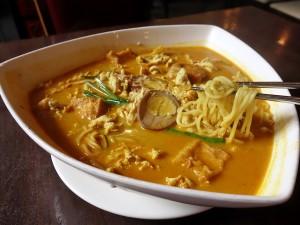 Gourmet Noodle Bowl's Laksa