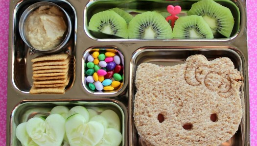 Bento boxes another way for kids to do lunch