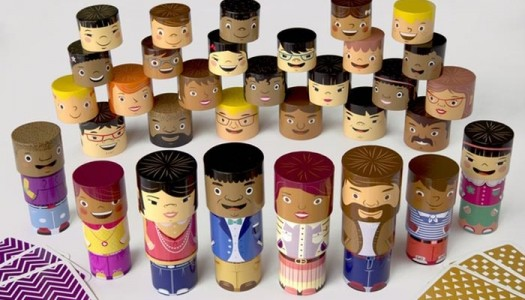 My Family Builders Brings Diversity into Kids Toys!