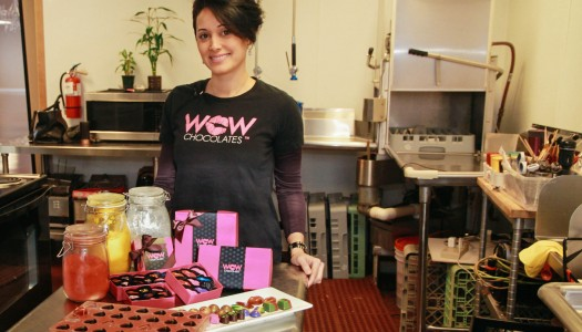 Love at first bite: WOW Chocolates