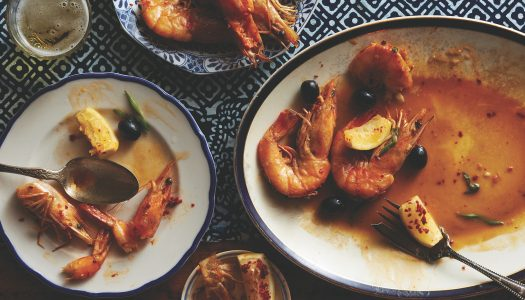 Learn To Make Chilli Prawns From the Chefs of Chicago's Fat Rice Restaurant