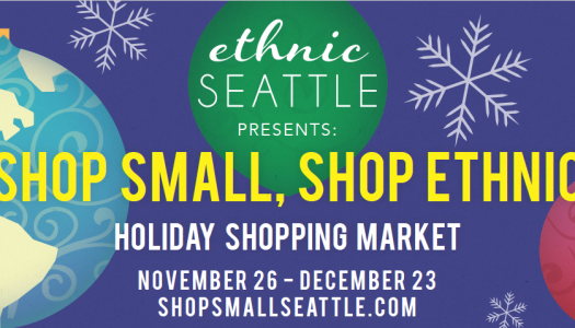 Ethnic Seattle's Holiday Pop-up Market Is November 26