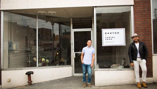 New Bridal Boutique Bahtoh Is Opening in the International District
