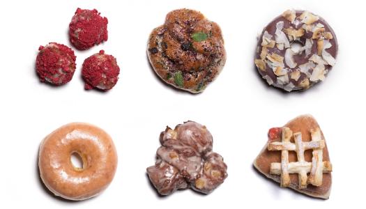 Doughnuts Pop-Up on Sunday 5/21
