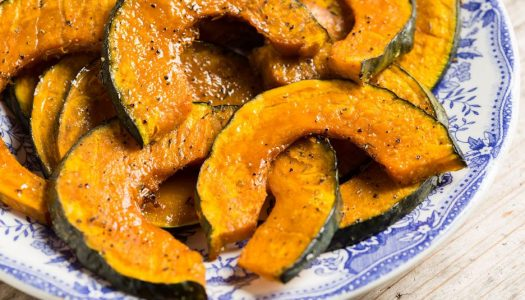 Kabocha: a pumpkin you've probably had and never even know