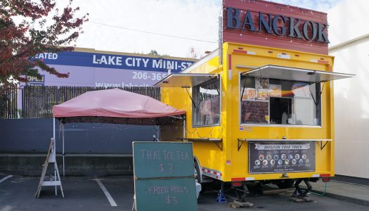 Hitch a Ride on the Bangkok Food Truck